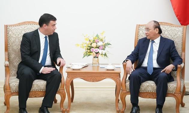 Israel, un socio importante de Vietnam en Oriente Medio