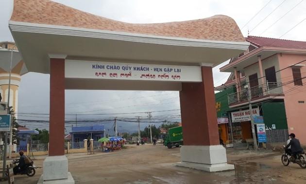 Los Cham en Ninh Thuan y Binh Thuan festejan el Katé en un nuevo contexto rural