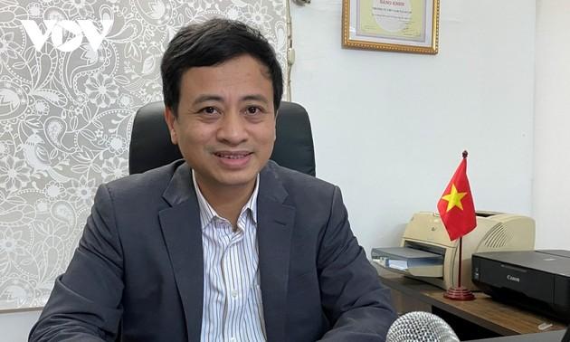 Vietnam considera a Egipto un mercado potencial