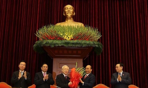 Nguyễn Phú Trọng sigue al frente  del Partido Comunista de Vietnam