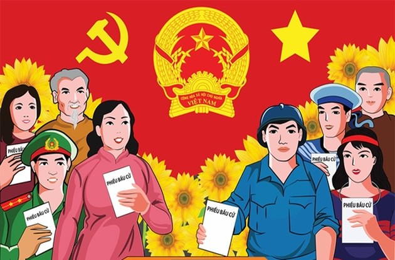 Votar, derecho y deber sagrados de cada ciudadano