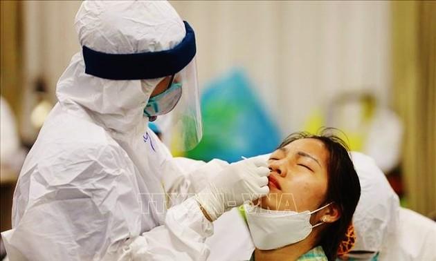 Covid-19 en Vietnam: 87 casos nuevos en las últimas 24 horas