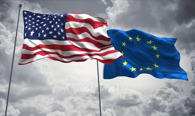 Estados Unidos y la Unión Europea emiten declaración conjunta sobre el covid-19