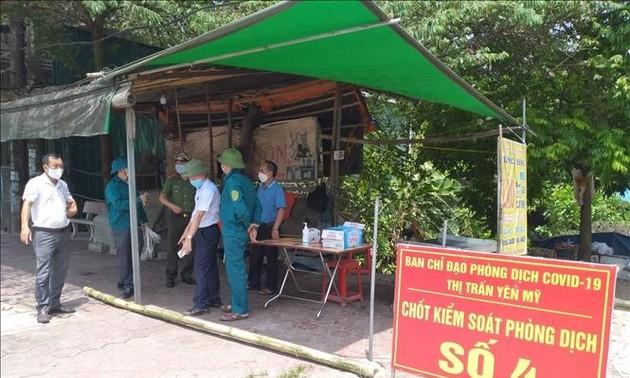 Vietnam registra 272 casos de covid-19 el lunes