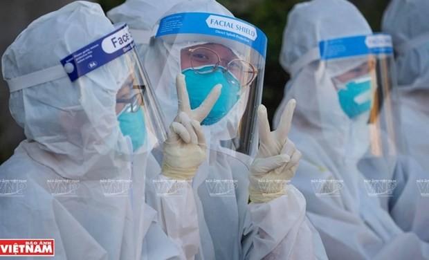 OMS elogia el manejo del último brote epidémico de Vietnam