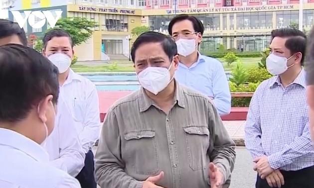 Vietnam: rápida respuesta y compromiso con la salud del pueblo