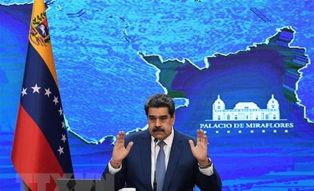 Venezuela pide a Estados Unidos levantar las sanciones
