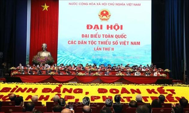 Congrès national des minorités ethniques : la solidarité fait la force