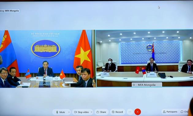 Consultation politique Vietnam - Mongolie