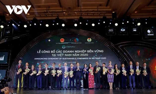 Publication de la liste des 100 entreprises oeuvrant pour le développement durable