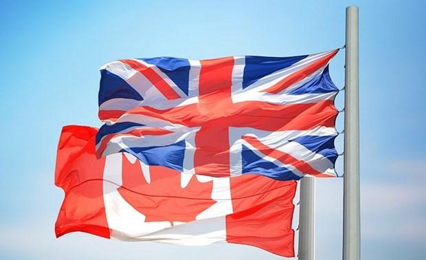 Le Canada et le Royaume-Uni signent un accord douanier temporaire