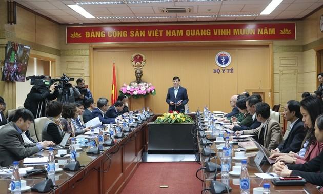 Le Vietnam renforce ses mesures contre la pandémie de COVID-19 à l'approche du Têt