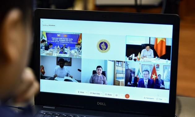 Vietnam-Myanmar: neuvième consultation politique entre les vice-ministres des Affaires étrangères