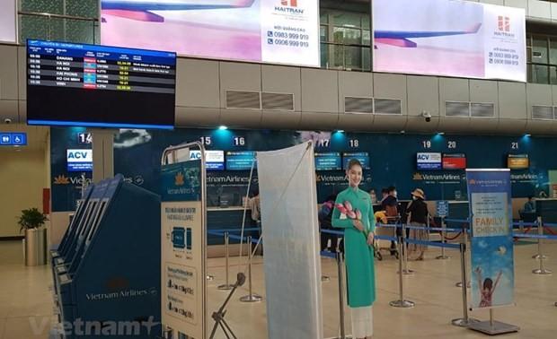 L'aéroport international de Cam Ranh recoit l'accréditation sanitaire AHA