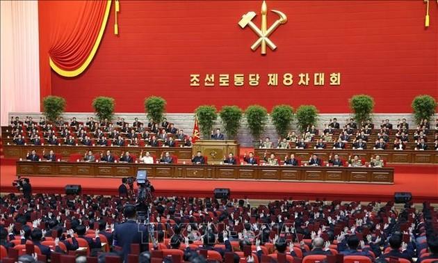 RPDC: clôture du huitième congrès du Parti du Travail