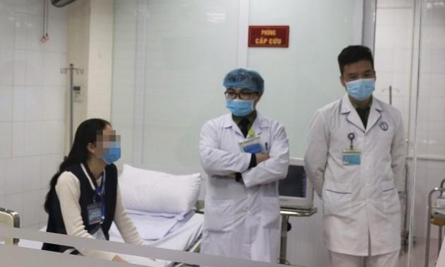 Covid-19 : l'état de santé des volontaires vaccinés est stable