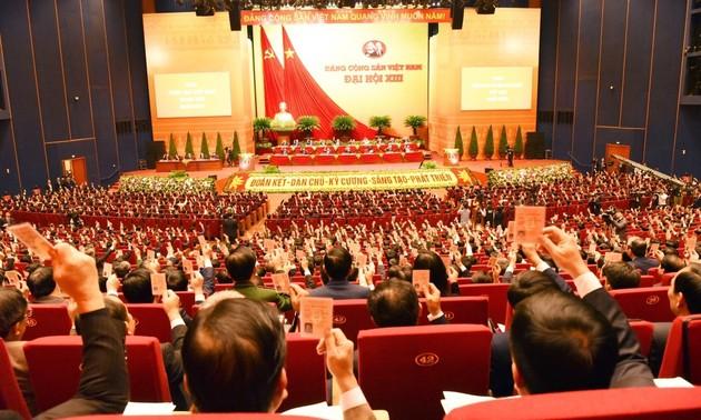 13e Congrès du PCV : félicitations du Parti communiste des États-Unis d'Amérique