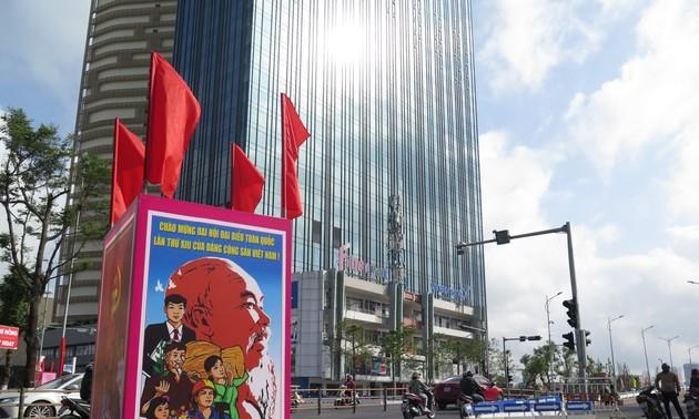 Les Vietnamiens du Centre font confiance aux nouveaux dirigeants du pays