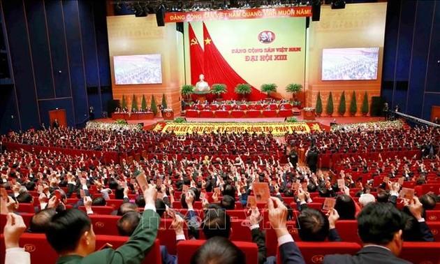 Le 13e Congrès national du Parti communiste vietnamien analysé par la presse étrangère