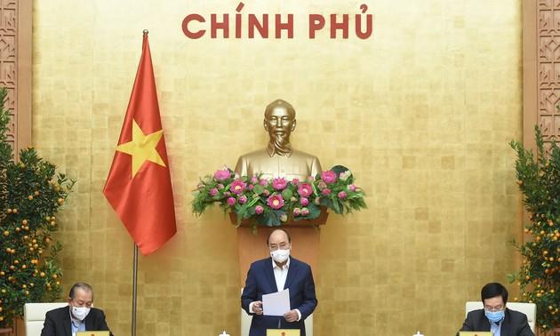 Nguyên Xuân Phuc: il faut favoriser l'innovation du secteur privé