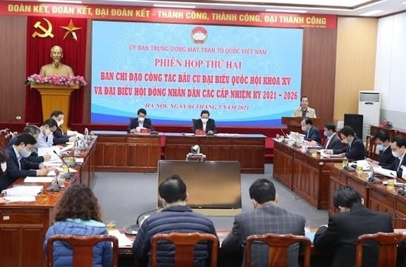 Trân Thanh Mân plaide pour une surveillance impartiale des élections