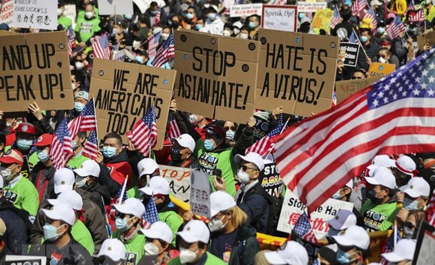 L'ambassade du Vietnam aux États-Unis se mobilise contre le racisme anti-asiatique