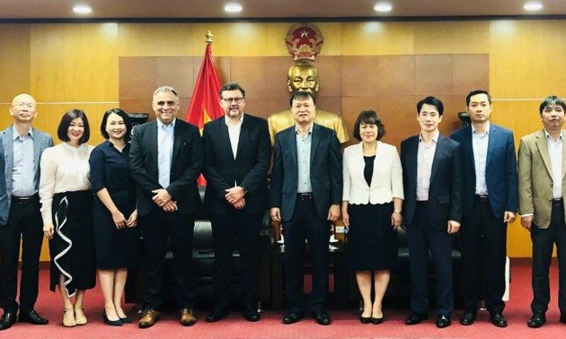 Central Retail: 90% des produits vendus au Vietnam sont des produits vietnamiens