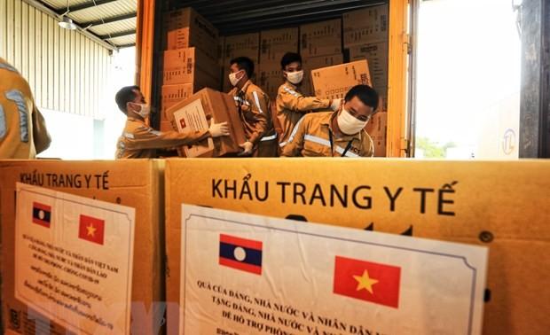 La presse laotienne se fait l'écho du soutien du Vietnam