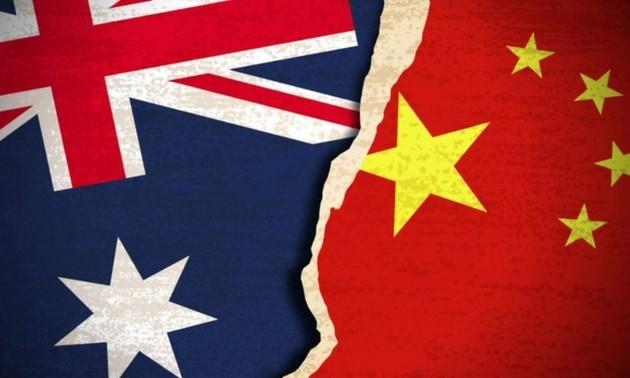 La Chine suspend son dialogue économique avec l'Australie