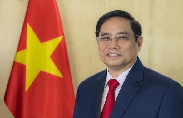 Le Premier ministre Pham Minh Chinh participera au Congrès international sur « l'Avenir de l'Asie »