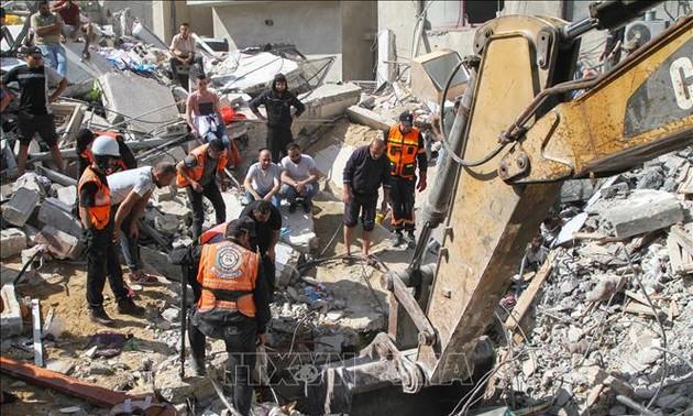 Conflit israélo-palestinien: Nouveau blocage américain à l'ONU sur un projet de déclaration