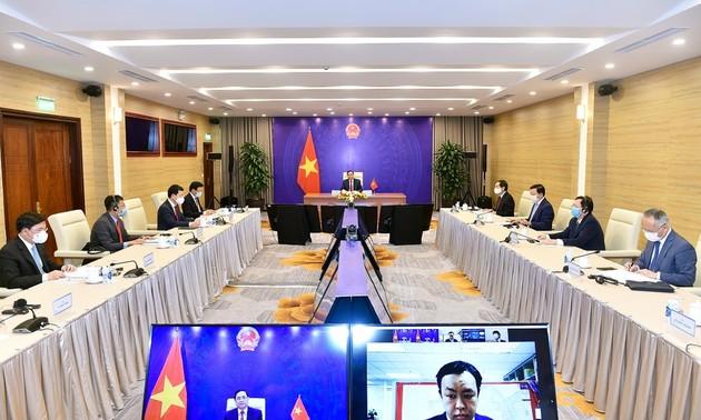 Pour une région Asie-Pacifique coopérative et développée