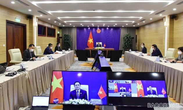 Allocution du Premier ministre vietnamien au sommet P4G