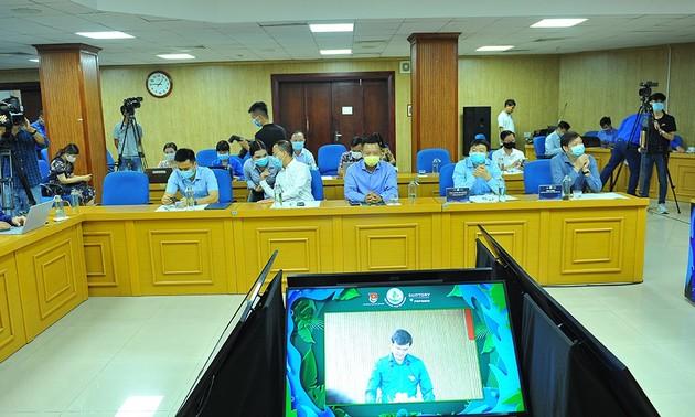 Coup d'envoi du programme «Un million d'arbres pour un Vietnam plus vert»