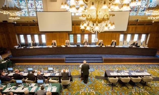 La décision de la Cour internationale d'arbitrage doit être respectée