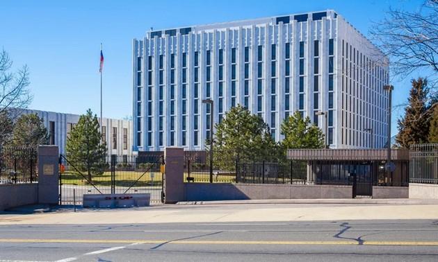 Les États-Unis demandent le départ de 24 diplomates russes