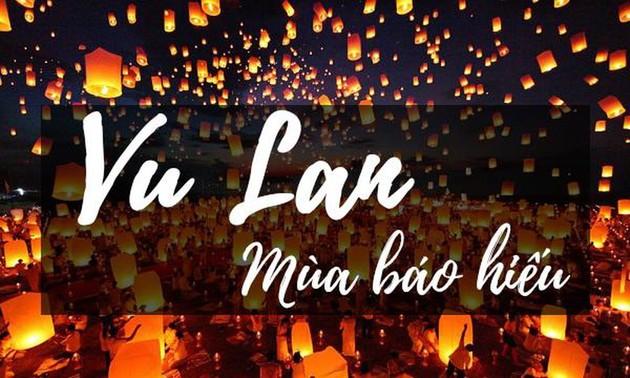 Des Vietnamiens résidant en France célèbrent la fête Vu Lan