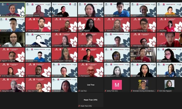 Les gouvernements vietnamien et australien saluent le rôle des jeunes leaders