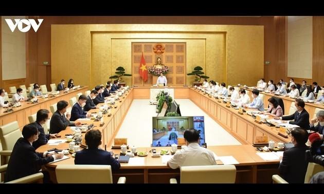 Pham Minh Chinh reçoit des chefs d'entreprise sud-coréennes au Vietnam
