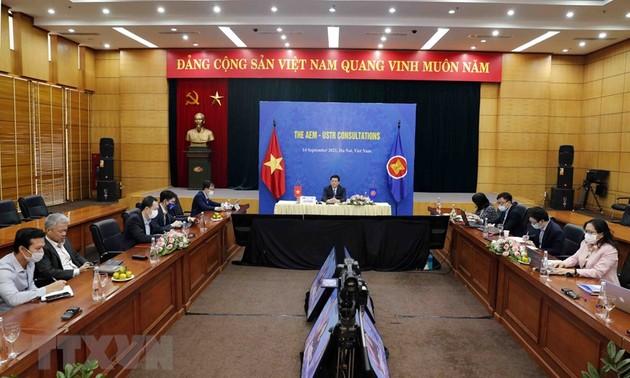 Conférence consultative des ministres de l'Économie de l'ASEAN et leurs partenaires: le compte-rendu