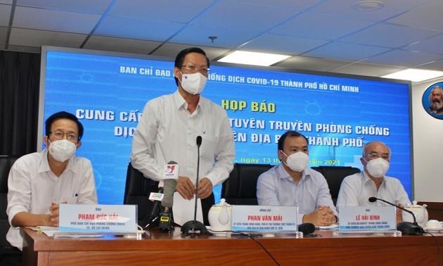 Hô Chi Minh-ville : Garantir le bien-être social de la population est une priorité absolue