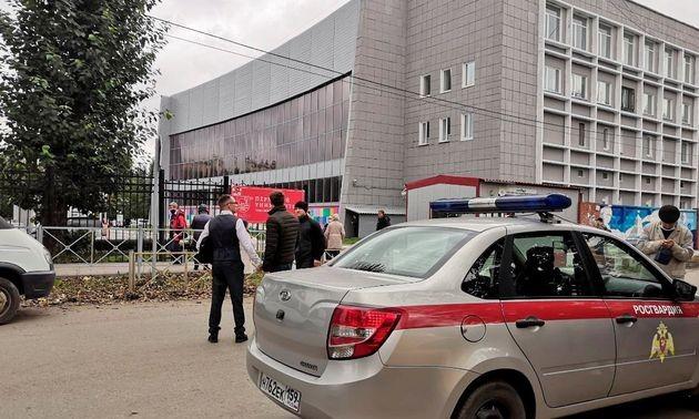 Russie : une fusillade dans une université fait au moins 8 morts