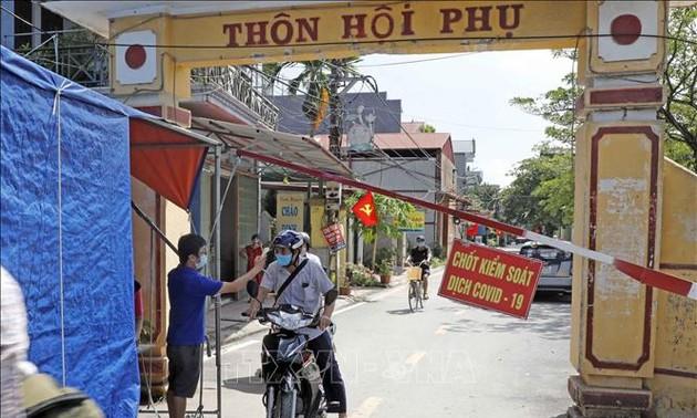 Covid-19: Le Vietnam détecte 11.692 nouveaux cas ce mardi 21 septembre