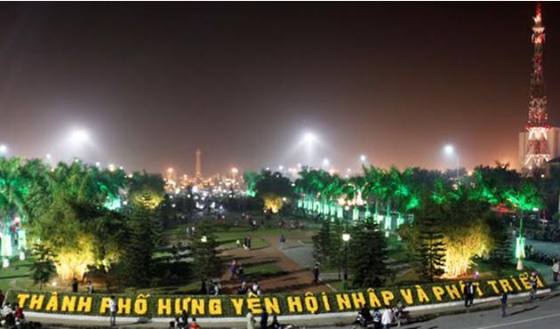 Hung Yên accélère sa transformation digitale