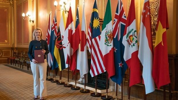Le Royaume-Uni négocie avec les 11 pays signataires du CPTPP