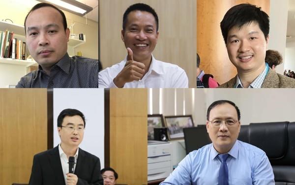 5 Vietnamiens parmi les 10.000 meilleurs scientifiques du monde