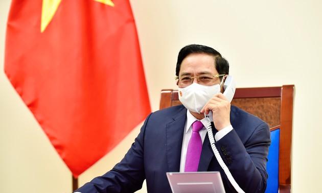 เวียดนามพร้อมร่วมมืออย่างใกล้ชิดกับไทย