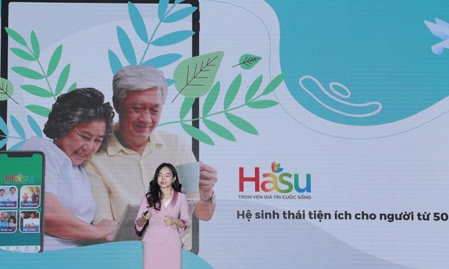 HASU โมเดลเชิงนิเวศวิทยาเพื่อสุขภาพของผู้สูงอายุ