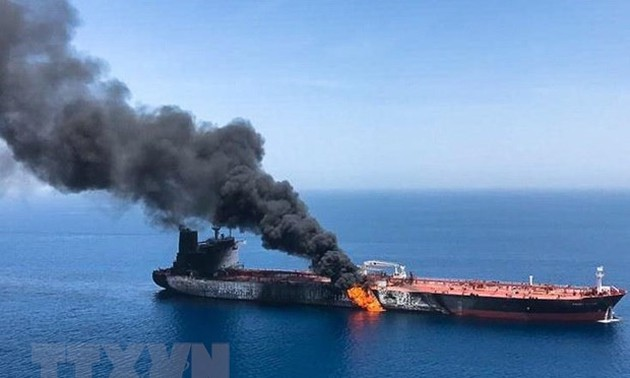 US leaves door open for military action against Iran