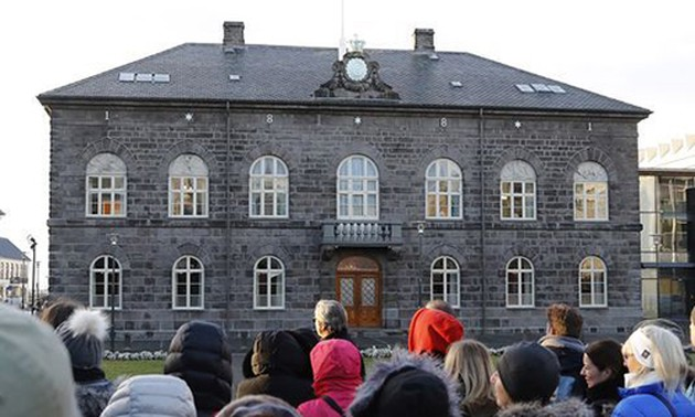IEP: Iceland is the most peaceful country